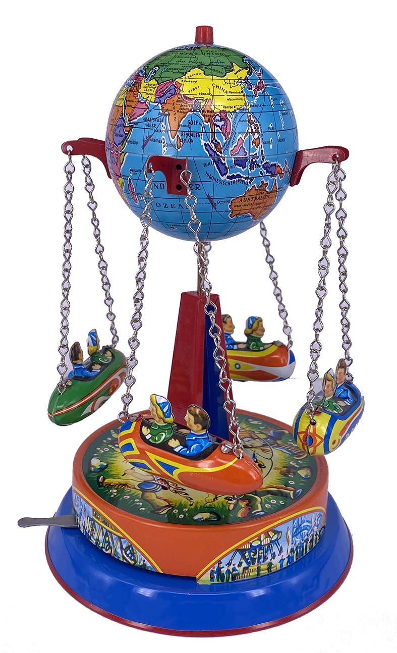 MERRY-GO-ROUND-WORLD
