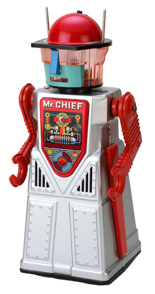 ROBOT MR. CHIEF